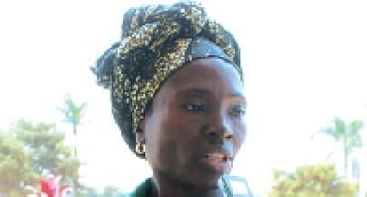 Lídia Regina é chefe de Secção da Agricultutra