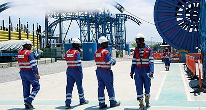 Fábrica de umbilicais instalada no Lobito é a única do género no continente africano e vai ajudar as companhias petrolíferas a reduzir os custos de produção