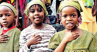 Dados divulgados por organizações internacionais sobre a situação da criança em Angola são de um período anterior ao fim da guerra
