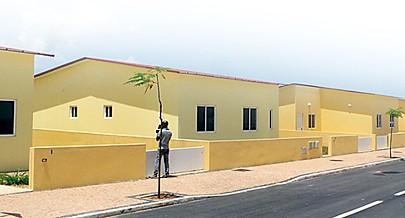 Dezenas de jovens da cidade petrolífera do Soyo foram beneficiados com habitações