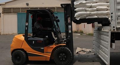 Provisões anunciadas vão desde  mercadorias em processamento na origem a produtos em  descarregamento no país