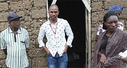 O fabrico de sabão caseiro é uma das fontes de rendimento de muitas famílias da aldeia Yang Culo