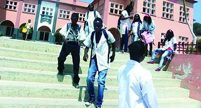 A maioria dos novos estabelecimentos de ensino entregues ao público na província da Huíla permitiu  o acesso de milhares de alunos