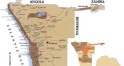 A fronteira entre Angola e a Namíbia foi palco em Abril de 1989 de acções cujos contornos estão até agora por estudar em toda a sua profundidade