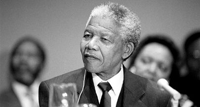 Mesmo preso Nelson Mandela teve um papel fundamental para o fim do apartheid