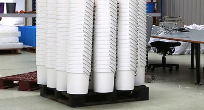 Espaço de exposições da Induplastic revela o potencial da fábrica na Zona Económica