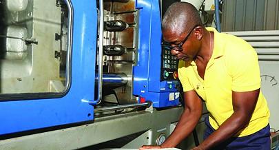 Capacidade e perícia dos técnicos complementam o trabalho das máquinas inteligentes