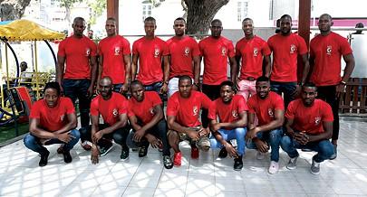 Casting para o concurso Mister Angola 2017