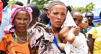 O projecto promove a integração social e uma convivência harmoniosa com os povos bantu