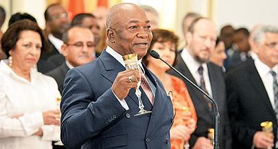 Decano do Corpo Diplomático manifestou a firme disposição de trabalhar com Angola