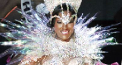 Angolana está entre as candidatas à coroa