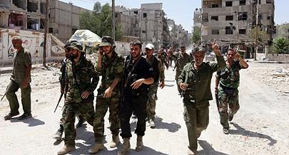 A intervenção das tropas norte-americanas na Síria criou tensão com a Rússia