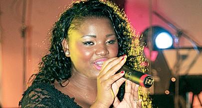 Cantora tem shows agendados em Benguela
