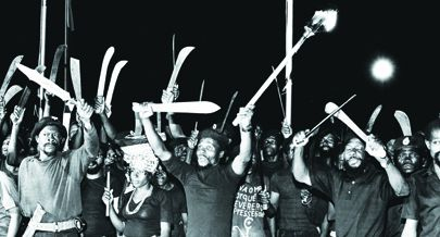 A luta pela liberdade contra o jugo colonial iniciada a 4 de Fevereiro de 1961mobilizou vários nacionalistas e culminou com a  independência de Angola