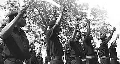 """Secretário-geral da Associação Comité dos Heróis do 4 de Fevereiro Agostinho Miguel Inácio """"Kisekele"""""""