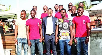 Cerimónia serviu para apresentação dos candidatos ao título de Mister Angola