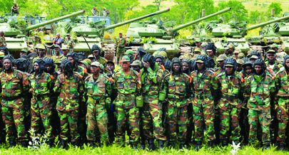 As unidades militares são  autênticas universidades pois é nelas que se aprende o domínio da arte militar e são postas à prova as capacidades  técnicas