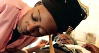 No meio rural é a parteira tradicional quem vigia a saúde da gestante e do bebé