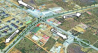 AVia Expresso vai desempenhar um papel fundamental como placa giratória do plano de mobilidade com que o Executivo vai facilitar a vida dos automobilistas