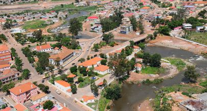 O fornecimento de electricidade à cidade capital do Cuando Cubango é feito por fases nas diferentes zonas onde recebem luz dia sim e dia não