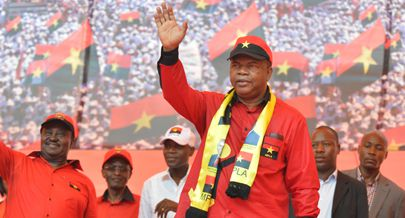 João Lourenço é o candidato do MPLA a Presidente da República nas próximas eleições gerais previstas para Agosto do ano em curso