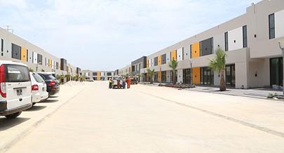 A Urbanização Boa Vida é o 15º projecto e está a ser construído no país pela empresa Poltec que criou um novo conceito baseado na construção de casas que se adequam à vida dos angolanos