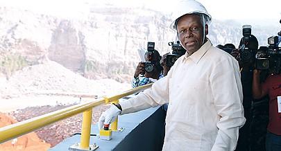 Titular do Poder Executivo trabalha hoje na província de Malanje com uma agenda apertada