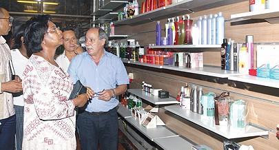 A fabrica Basel Angola lançou recentemente uma nova marca de detergente com selo angolano