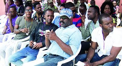 Figuras públicas angolanas foram dar amor e carinho a mulheres privadas de liberdade