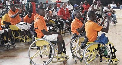 Estado continua a criar condições para que as pessoas com deficiência possam estar ao mesmo nível de respeito na sociedade afim de acabar com o preconceito