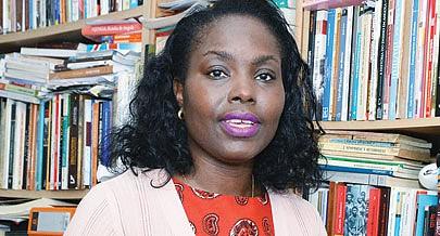 Historiadora Anabela Cunha