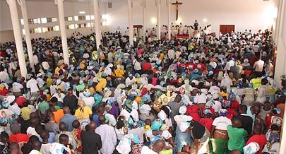 Milhares de fiéis vão celebrar com júbilo este mês mais um aniversário da Diocese Católica na província do Uíge
