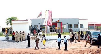 Décimo Centro Local de Empreendedorismo e Serviços de Emprego foi inaugurado recentemente na Lunda Norte e tem disponíveis vários cursos que incentivam o empreendedorismo