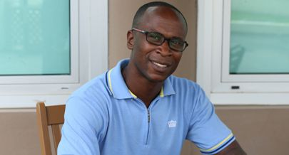 Jair Pereira é o rosto do Instituto Angolano para a Juventude com a missão de sensibilizar os jovens a aderirem ao projecto de crédito Projovem