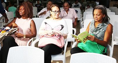 Cerimónia de lançamento juntou personalidades das mais diferentes áreas do saber