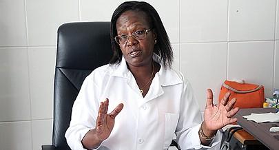 Directora da Psiquiatria Antónia de Sousa