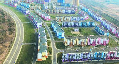 Projecto urbano melhorou significativamente a vida de milhares de angolanos