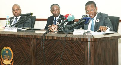 Ministério da Administração do Território promove encontro com partidos políticos para apresentar relatório sobre o registo eleitoral