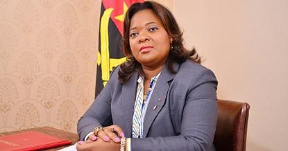 Directora dos Serviços Aduaneiros da Administração Tributária Inalda Manjenje