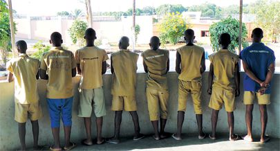 A formação do homem é uma das apostas do Serviço Penitenciário para que quando em liberdade possa ser reenquadrado na sociedade