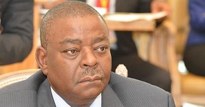 Ministro da Agricultura Marcos Nhunga