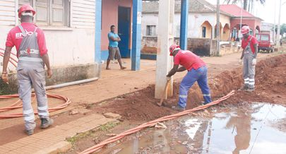 Província do Bié vai ver aumentada a capacidade de produção e de distribuição de energia