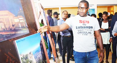 Exposição é uma iniciativa da administração municipal em parceria com o Lev´Arte