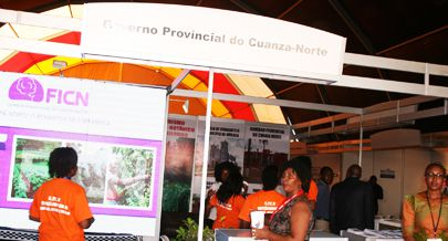 Expositores de empresas nacionais e estrangeiras mostram o grande potencial da região