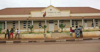O  hospital provincial do Zaire não possui condições para atendimento de pacientes mordidos por cães por falta de vacinas anti-rábicas