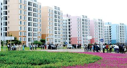 Centralidade do Dundo reforça oferta de casas e equilibra as contas do défice habitacional