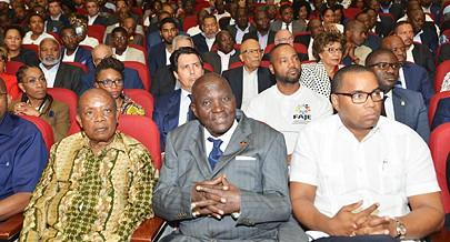 Candidato do MPLA à Presidência da República está muito atento à classe empresarial