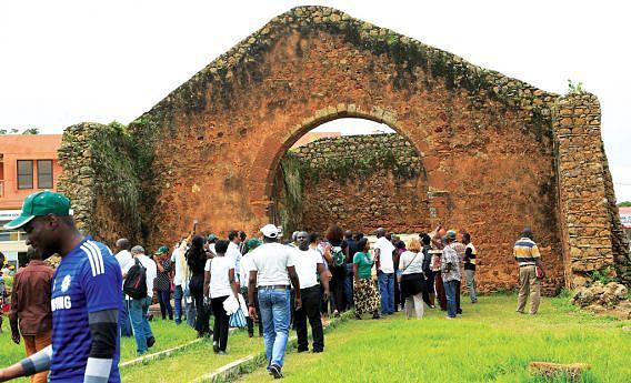 Ruínas do Kulumbimbi atrai investigadores e visitantes à capital da província do Zaire