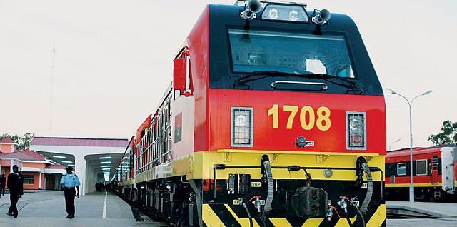 Uma das apostas do partido maioritário caso vença as eleições gerais é promover e modernizar o sector ferroviário do país