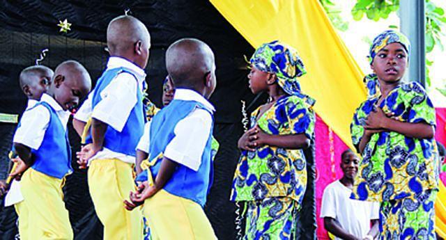 As crianças têm direito à educação de qualidade e a viver num ambiente de paz e harmonia